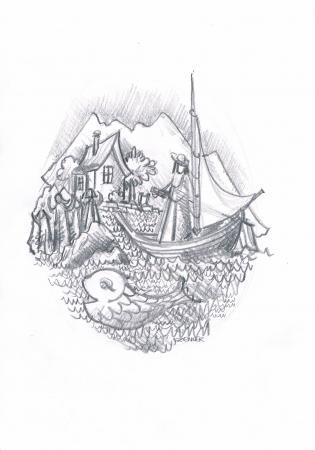 die Robbenfrau